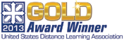 USDLA 2013 Gold Award