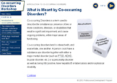 Co-Occurring Disorders Course